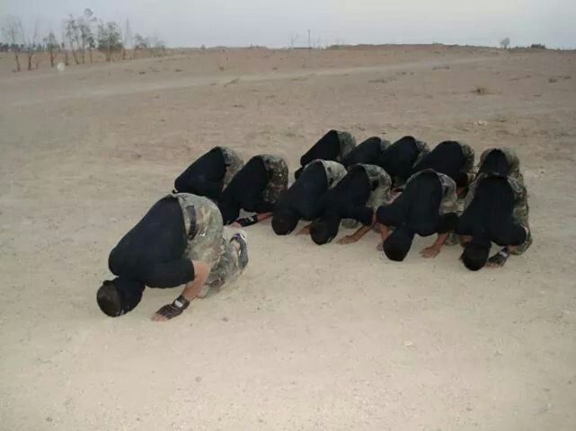 Never forget shalat