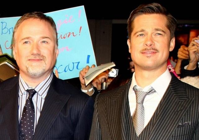 Cineast: Дэвид Финчер зовёт Брэда Питта на «Наутилус»