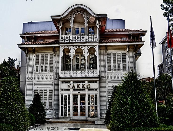 Suadiye - Vakko - İstanbul