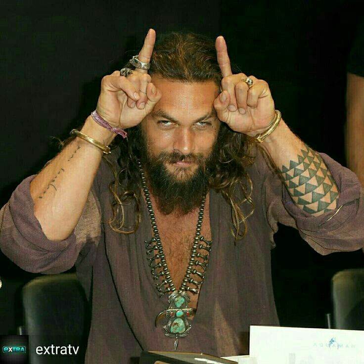 Jason Momoa Upbringing: Pin By Shaskia Kartika Aguira On Jason Momoa In 2019