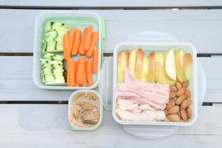 Quick and Easy Paleo Lunch On-The-Go   (Replace the Nutzo butter with a safe butter)