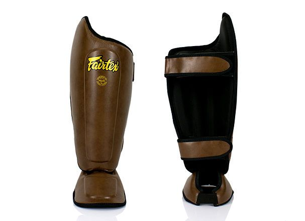 NEW FEATURES FAIRTEX Shin Pads Brand New BEST MMA EQUIPMENT SP8  | eBay