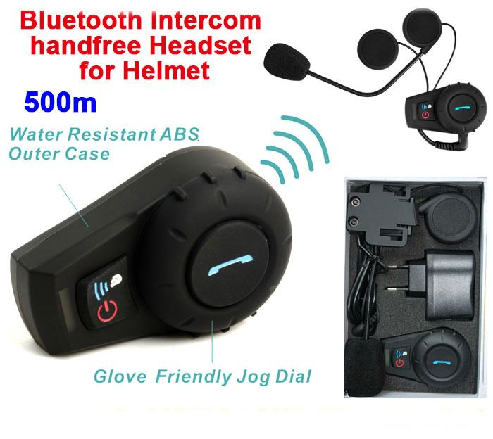 Find More Helmet Headsets Information about 500m Motorcycle Helmet Intercom Headset Hands free Bluetooth Intercom Sports Helmet Kits Casque Audio Moto Accessories,High Quality headset hd,China headset buddy Suppliers, Cheap accessories winter from Earth Gear on Aliexpress.com
