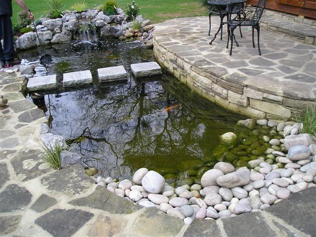 25 best ideas about pond construction on pinterest for Garden pond maintenance