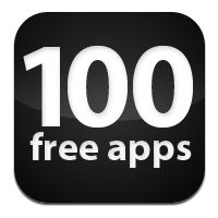 100 Incredibly Useful & Free iPhone Apps
