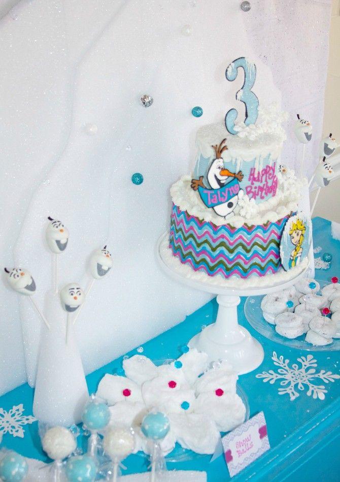 390 best Disneys Frozen Party images on Pinterest Birthday