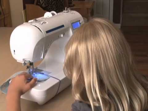 """Use these quick tips to """"sew like a pro"""" every time! Use a rubberband as your """"magic stitching guide""""...and you'll be able to sew anything you can imagine"""