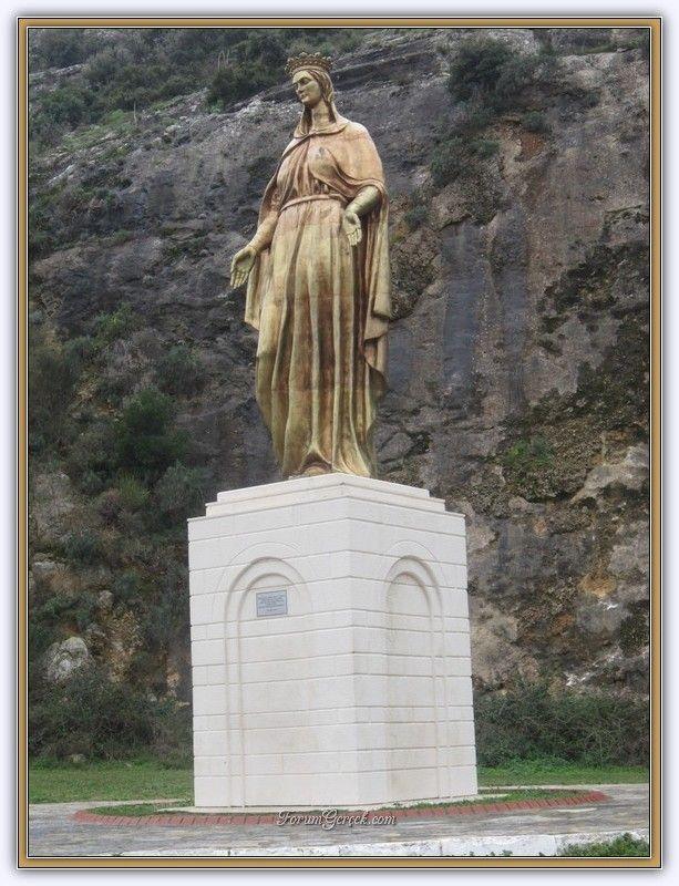 Meryem Ana ve Meryem Ana Kilisesi (Selçuk - İzmir) - Forum Gerçek