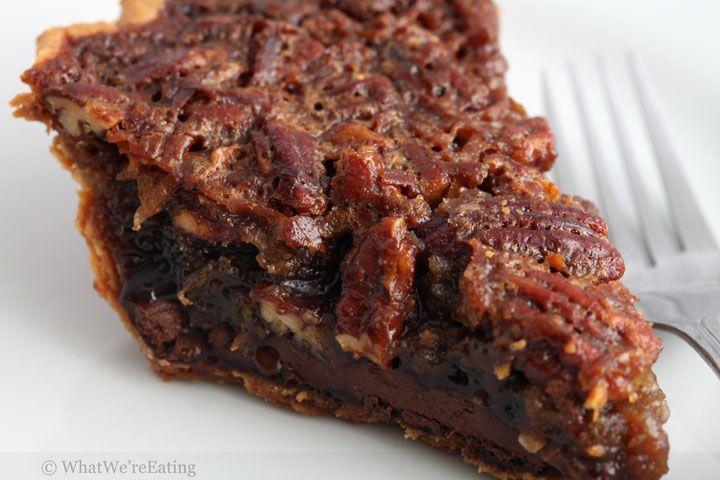 Nutella Bottom Pecan Pie