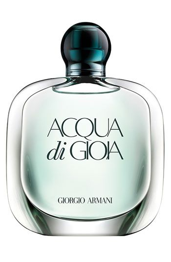 Armani Acqua di Gioia perfume is the most delicious mojito-inspired fragrance. Clean and crisp and perfect for all year-round. I love this stuff