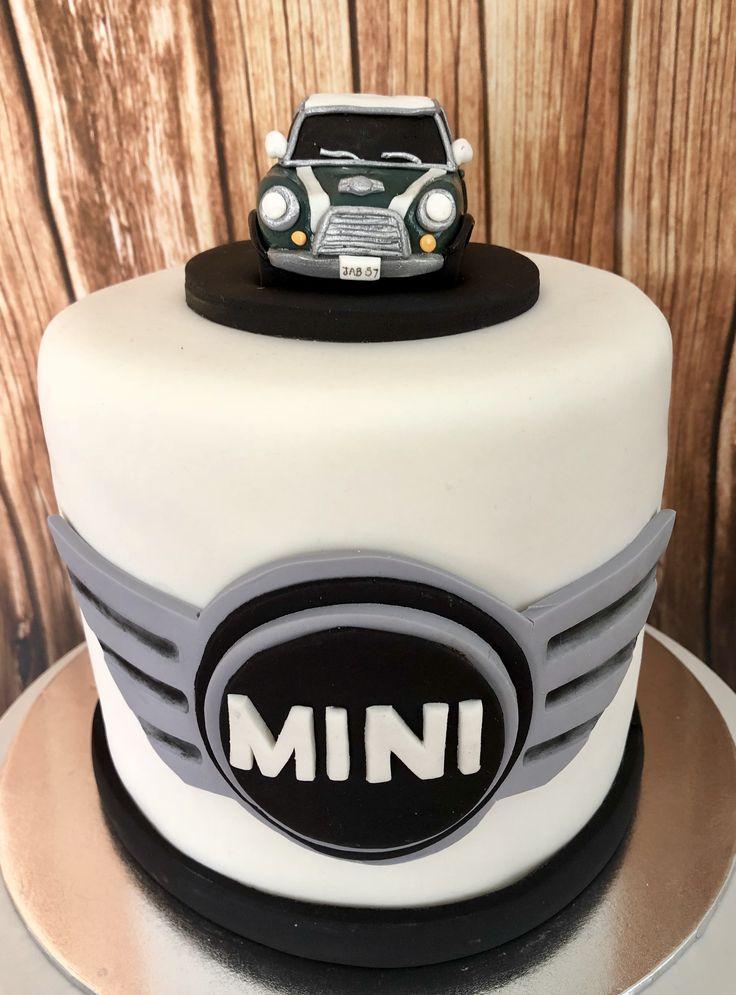 Mini Cake & Topper - Sugar by Design