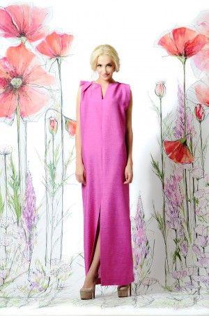 Восхитительное длинное платье цвета фуксии. Яркое, стильное, дерзкое и невероятно женственное - гарантия того, что, не прилагая особых усилий, вы окажетесь в центре всеобщего внимания и восхищения. Размер one size с посадкой на S/M/L. Состав: 100% вискоза #торжество #свадьба #платьевпол #длинноеплатье #eveninglook #fashion #выходвсвет #российскиедизайнеры #вечернийнаряд #вечернееплатье #интернетмагазин #style #beautiful #shopping #look #trend #женскаямода #одежда #cute #vogue