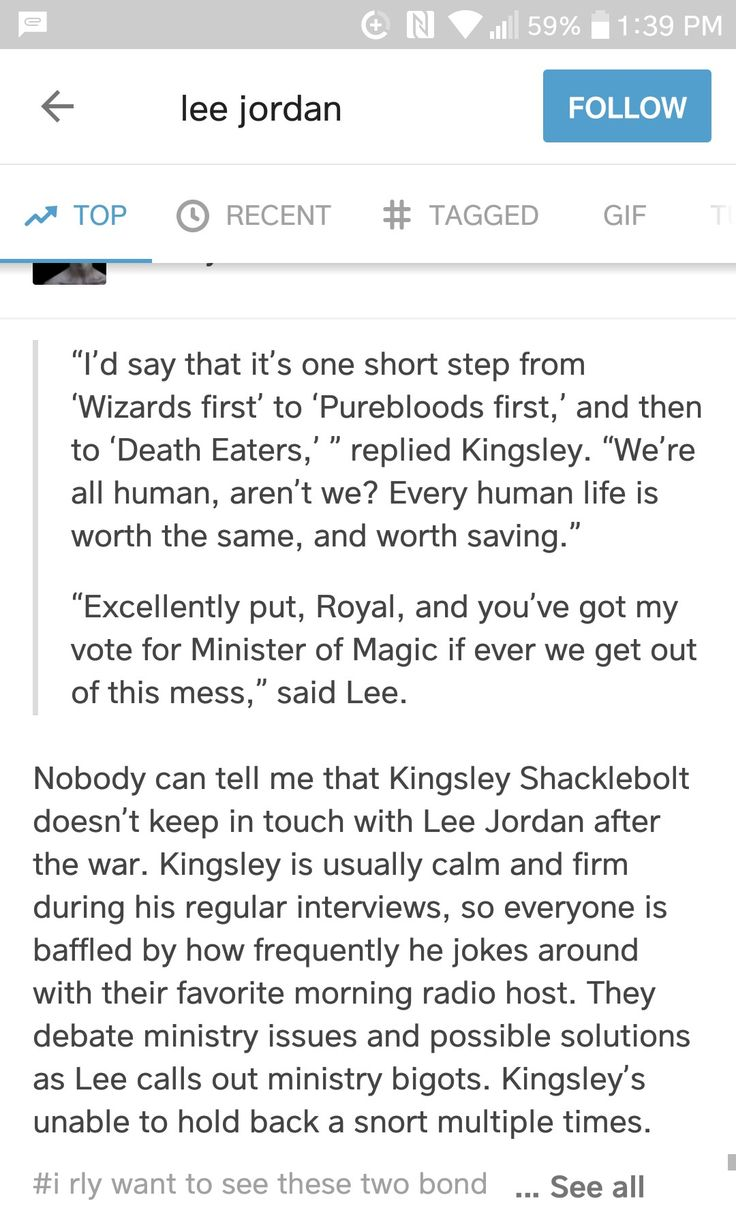 Because Lee predicted his regime as Minister for Magic