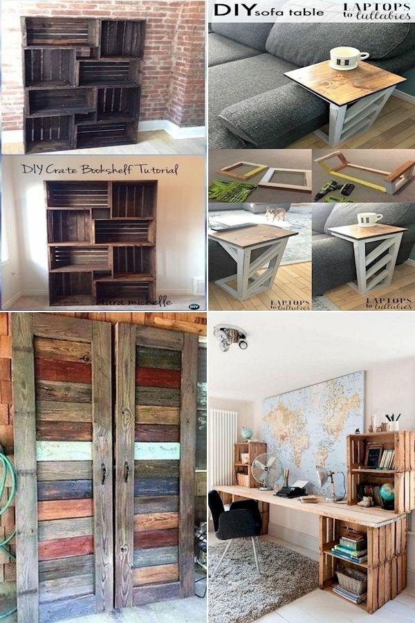 47++ Bedroom furniture diy plans info