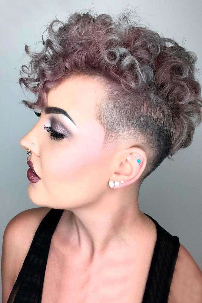 55 Super Cool Taper Haircut Styles Lovehairstyles Com Natural Hair Styles Tapered Natural Hair Fade Haircut Women