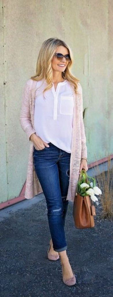 Pretty Casual Spring Fashion Outfits for Teen Girls 7