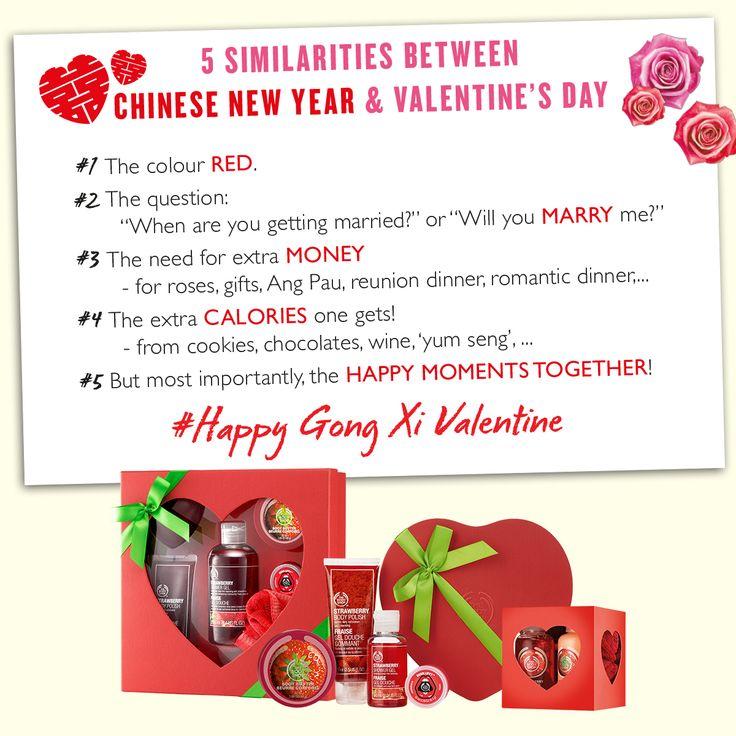 Gong Xi Valentine!