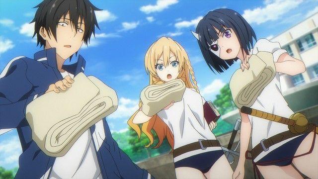 'Armed Girl's Machiavellism' Episode 4 Synopsis and Screenshots | MANGA.TOKYO
