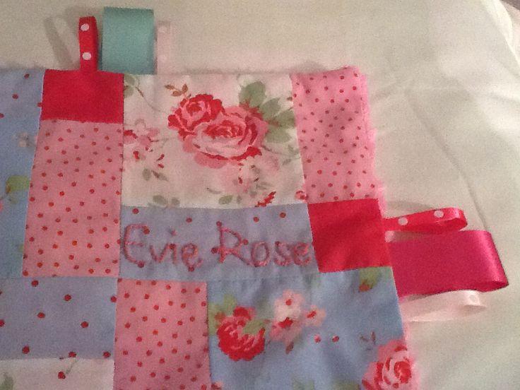 Evie-Rose Mini-Squilt
