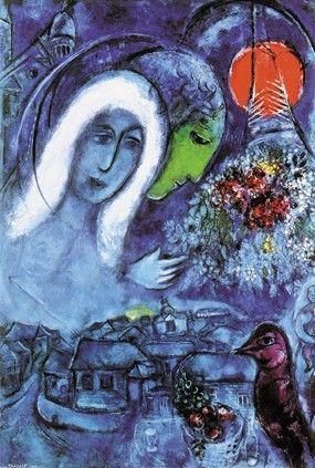 Marc Chagall Famous Paintings | www.pixshark.com - Images ...