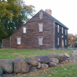 This was John Adams' home. His house can be found at Adams National Historical Park in Quincy, Massachusetts.
