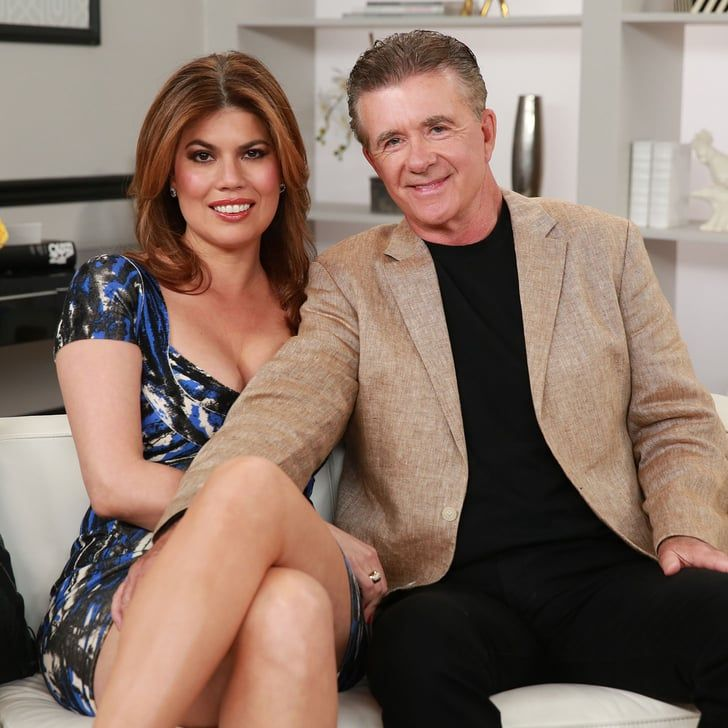 Pin for Later: Alan Thicke on Growing Pains Reunion and How Robin Thicke Is Doing Postsplit