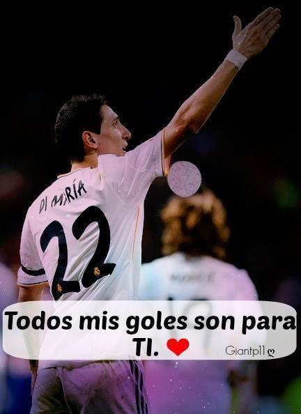 Todos Son Para Ti Frases Futboleras Soccer Football Y Real Madrid