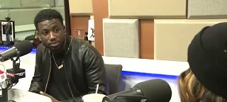 Gucci Mane Breakfast Club Gif  Gucci Mane Breakfast Club gifs are being created after the rapper called out Angela Yee for being on his D. If there's one thing we can all learn from Gucci Mane it's confidence. Gucci admits that he's not the best looking rapper in the game but he doesn't let that bother him. The rapper lost about 80 pounds in prison so now he's acting brand new.  A few hours after Gucci's appearance on The Breakfast Club Gucci appeared on Sway In The Morning. Gucci charged…