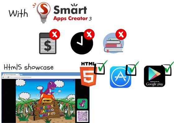 app, no programming, design, tool