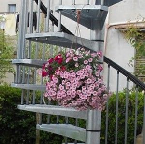 Flower - Spiral staircase #Enduro