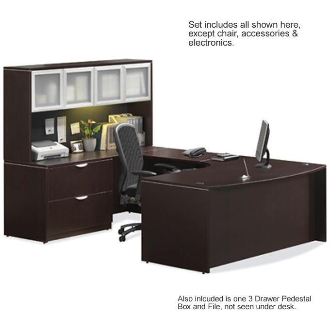 Complete Office Suite No 9 Office Suite Office Furniture Desk