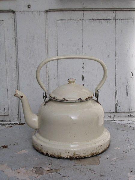 Tijd voor thee...