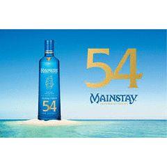 1 BOTTLE MAINSTAY 54 VODKA for R62.00
