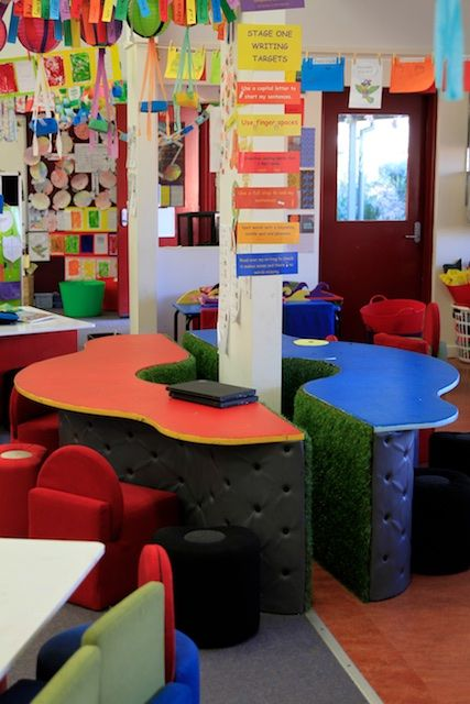 Classroom Environment Design ~ Northern beaches christian school terry hills sydney
