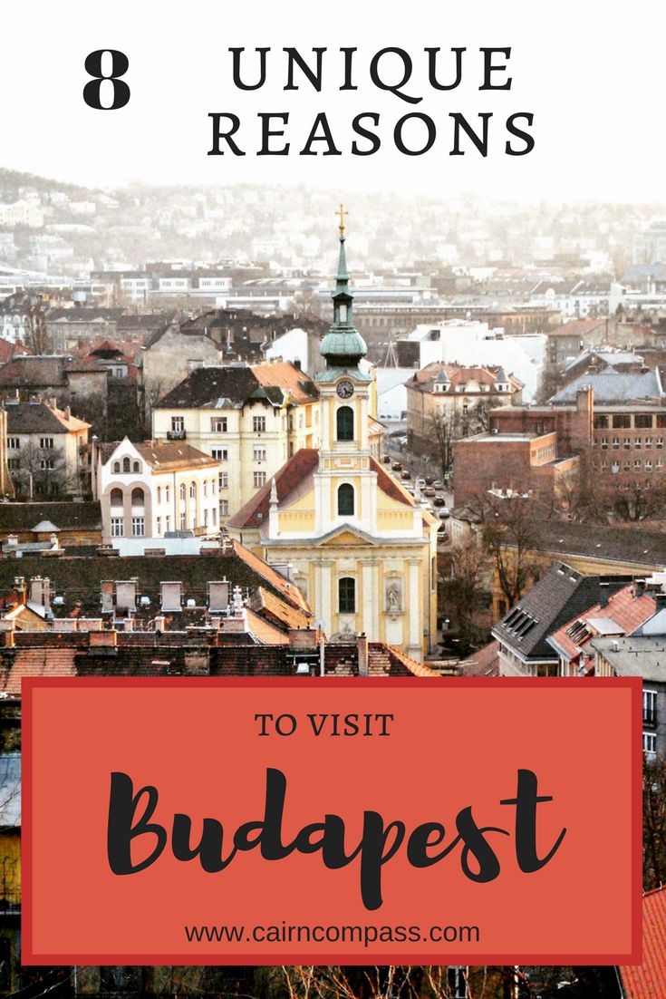 Why Visit Budapest? The reasons go beyond the usual. Definitely stop by the Parliament, thermal baths, and Chain Bridge; but here are 8 more unique reasons to visit the Heart of Europe. #Budapest #VisitBudapest #Travel #Europe #EuropeTravel #TravelEurope #Hungary #CentralEurope #EasternEurope #Cityscape #CityGuide #HiddenEurope #UniqueReasons #WeekendAway #WeekendGetaways #WhatToDoInBudapest  #WhatToSeeInBudapest #BudapestGuide #BudapestCityGuide #BucketList #EuropeBucketList #HipCities