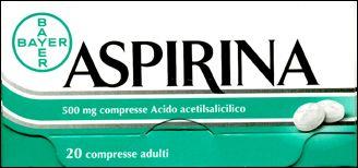 ASPIRINA DOLORE E INFIAMMAZIONE 500 MG Analgesico ed antipiretico.  INDICAZIONI Trattamento sintomatico della febbre e/o del dolore da lieve a moderato, come mal di testa, sindrome influenzale, mal di denti, dolori muscolari   SCONTO DEL 31%  #aspirina #analgesico #antipiretico #eurofarmacia #febbre #malditesta #promozione #farmaciaonline