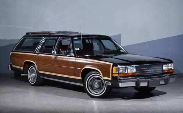 Spotless Survivor 1988 Ford Ltd Country Squire Ford Ltd Ford