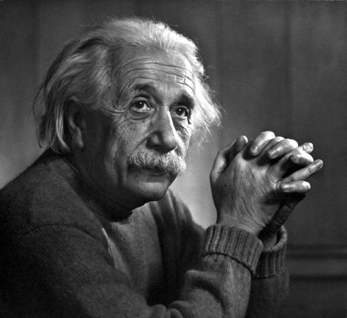 Yousuf Karsh... famous portrait photographer. Captured one of the best photos of Einstein ever preserved. Also photographed Audrey Hepburn and other celebrities/politicians.