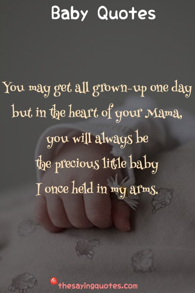 500 Inspirational Baby Quotes And Sayings For A New Baby Girl Or Boy The Saying Quotes Baby Quotes Inspirational Baby Quotes Growing Up Quotes