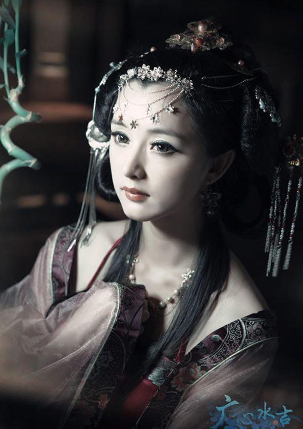 Asian Woman Ming Tan And 114