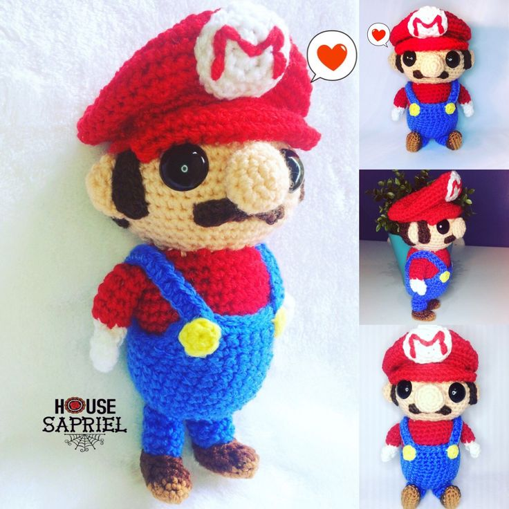 ❤️🎮💙 Mario Bros super cute !!! All our items are with FREE SHIPPING TOTALLY !! 🤗