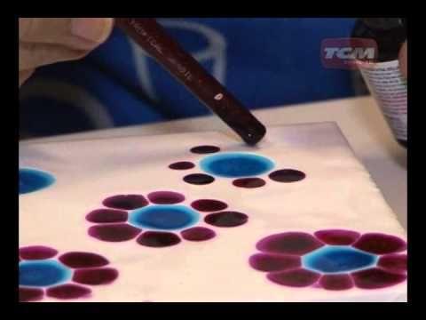 Quadro Eu Faço Arte ensina a decorar uma caixa com jacarelado - YouTube