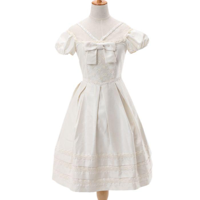 http://www.wunderwelt.jp/products/detail5379.html ☆ ·.. · ° ☆ ·.. · ° ☆ ·.. · ° ☆ ·.. · ° ☆ ·.. · ° ☆ White Ribbon Dress jesus diamante ☆ ·.. · ° ☆ How to order ☆ ·.. · ° ☆  http://www.wunderwelt.jp/blog/5022 ☆ ·.. · ☆ Japanese Vintage Lolita clothing shop Wunderwelt ☆ ·.. · ☆ #egl