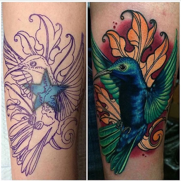 Breast Cancer Survivor Has Hummingbird Tattoo To Cover: 694 Best Tattoos Images On Pinterest