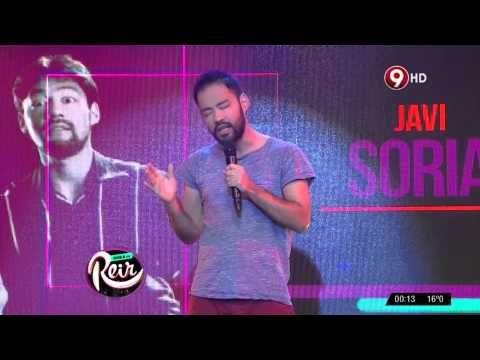 Stand Up Argentina - Javicho Soria - Hora de Reir - YouTube