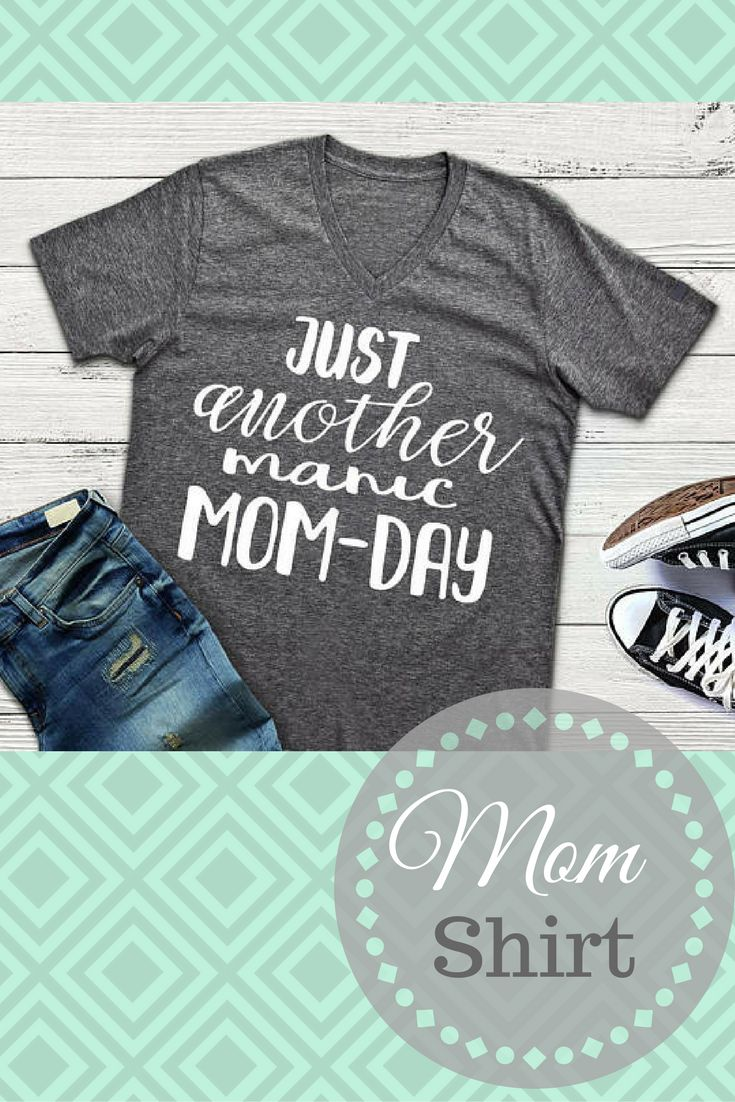 Just another manic Mom Day Dxf Png Svg Design Silhouette Cut Files for Cricut Vector Art Commercial & Personal Use #ad #gift