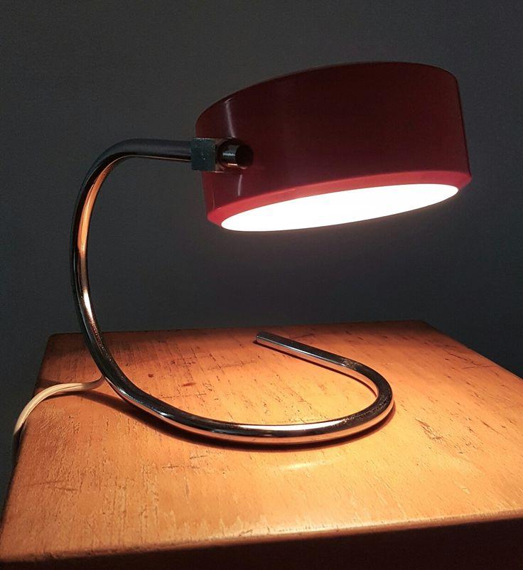 Italian vintage lamp, 60's