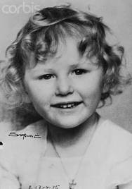 Princess Astrid of Norway at about 2 or 3 years old.