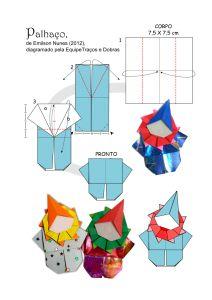 """Diagrama Palhaço - Emilson Nunes pg 02  Diagramado pela """"Traços e Dobras - Criação e Diagramação"""""""