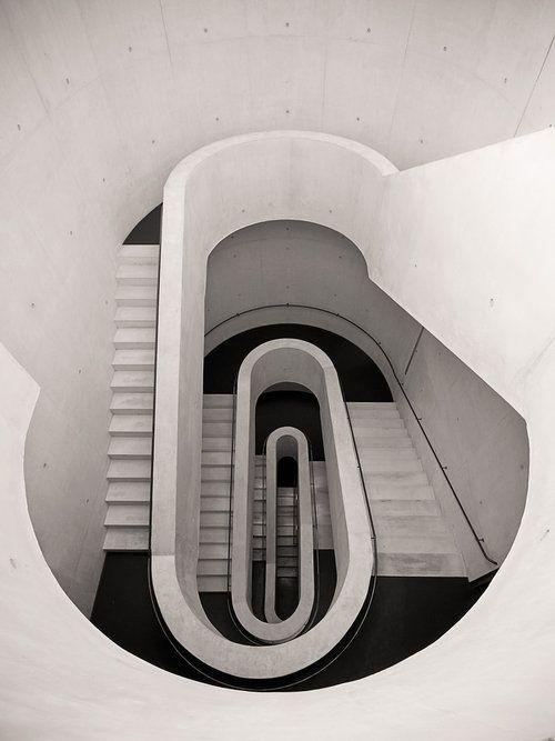 Modern Man in Architecture